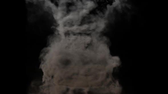 Thumbnail for Electric Tornado Simulation