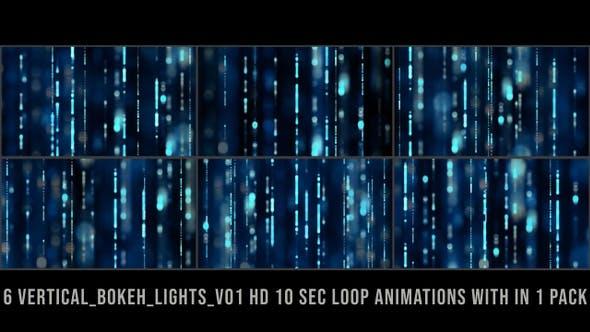 Thumbnail for Vertical Bokeh Lights Pack V01