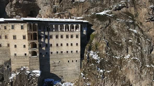 Thumbnail for Historical Monastery on the Cliff