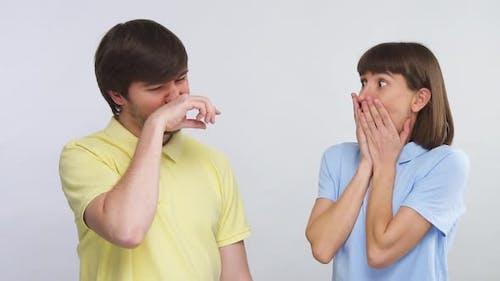 Instruction How To Prevent Spreading Coronavirus