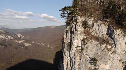 Rocks of Incredible Height