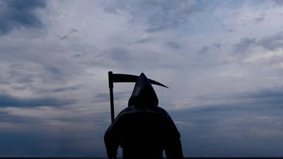 The Grim Reaper and Fearful Death Executioner