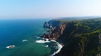 Seascape with Coast