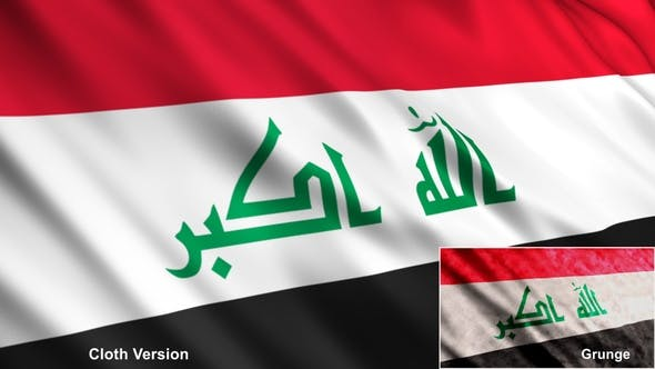 Thumbnail for Iraq Flags