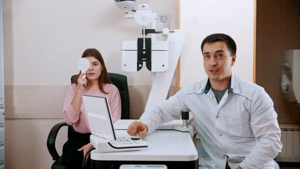 Thumbnail for Ophthalmology Treatment in Cabinet