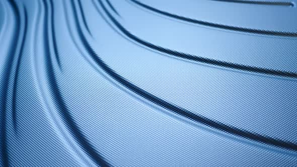 Light Gray Color Shiny Plastic Surface
