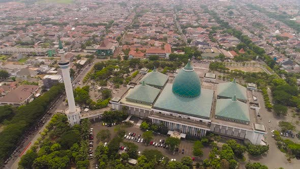 Thumbnail for Mosque Al Akbar in Surabaya Indonesia