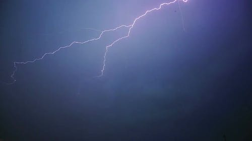Thunderstorm and Lightning 2