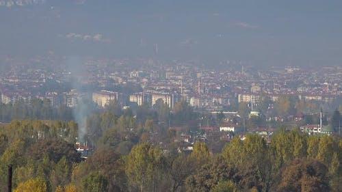 Air Pollution in Metropolitan City