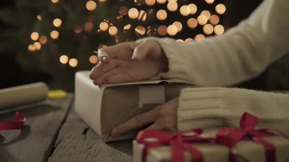 Thumbnail for Wrap Christmas Gift