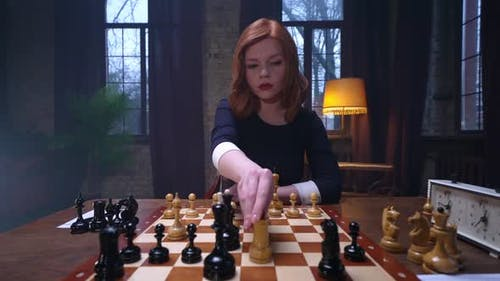 Queen Checkmate