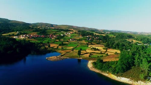 Beautiful Village and Nature From Portugal