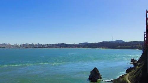 Golden Gate Bridge Over San Francisco Bay 27