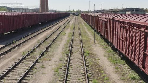 Rail Road Wagons