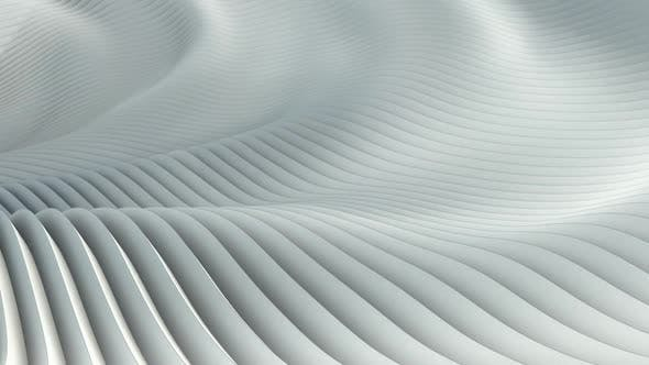 Clean Paper Folds Background