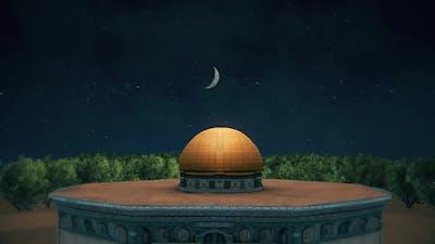 Ramadan Virtual Set