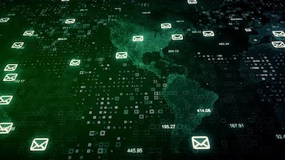 World Digital Email Connect 4K
