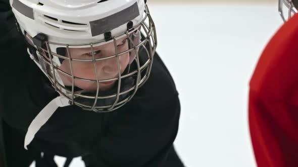 Born to Be Hockey Player