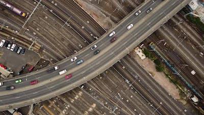 Highway over Railtracks