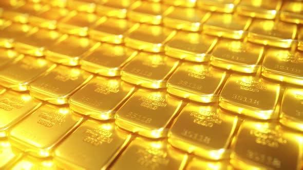 Thumbnail for Lines of Gold Bullions