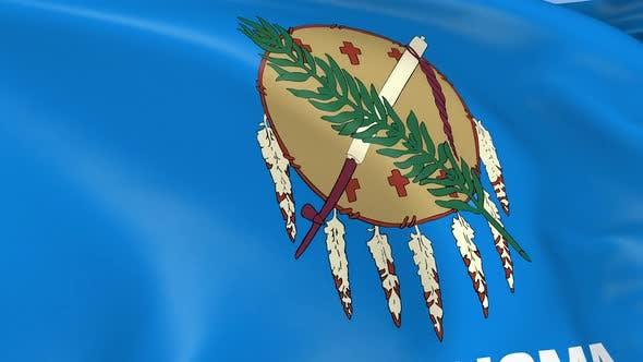 Thumbnail for Oklahoma State Flag