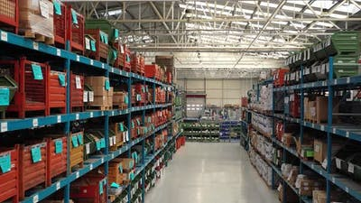 Factory Storage Logistics