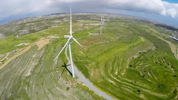 Cities Starting Alternative Energy Projects, Using Windmills to Produce Energy