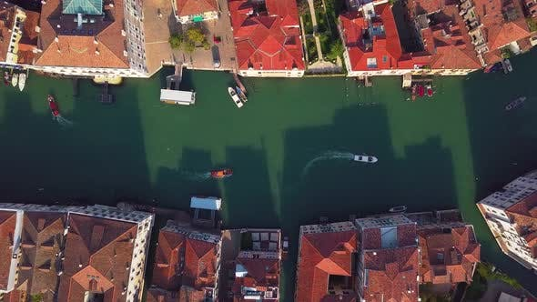 Thumbnail for Aerial View of Venice and Its Grand Canal