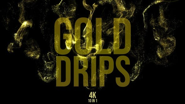 Thumbnail for Gold Drips