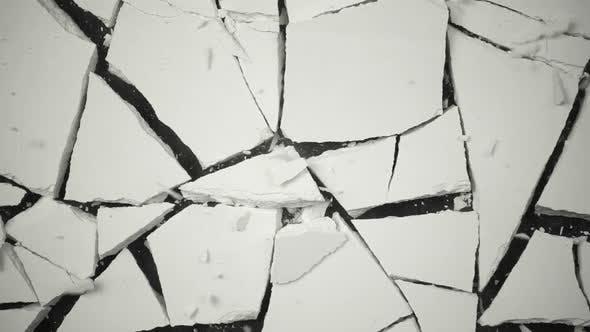 Thumbnail for Cracked White Background