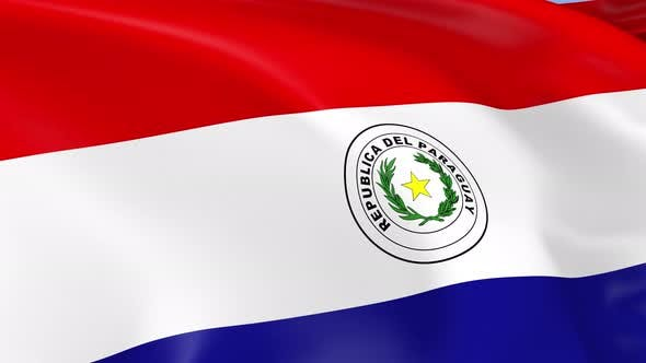 Thumbnail for Paraguay Flag