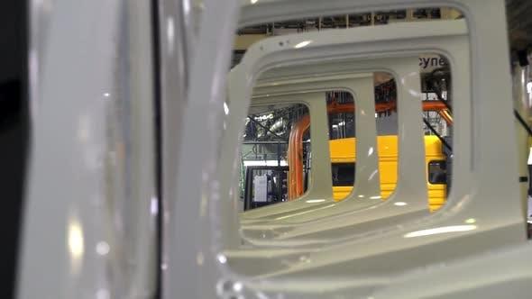 Thumbnail for Großes Industrieladen LKW-Werk