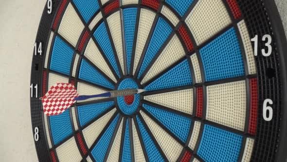 Thumbnail for Dart on Target