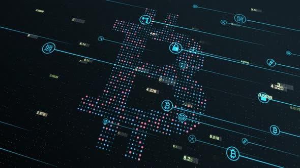 Global Blockchain Technology 4K