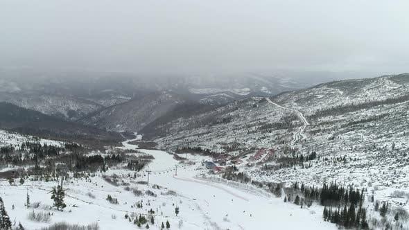 Thumbnail for Skiing Run in Siberia