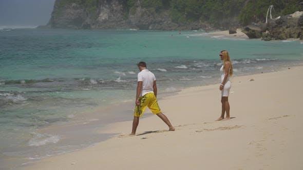 Thumbnail for Family Couple on the Beach