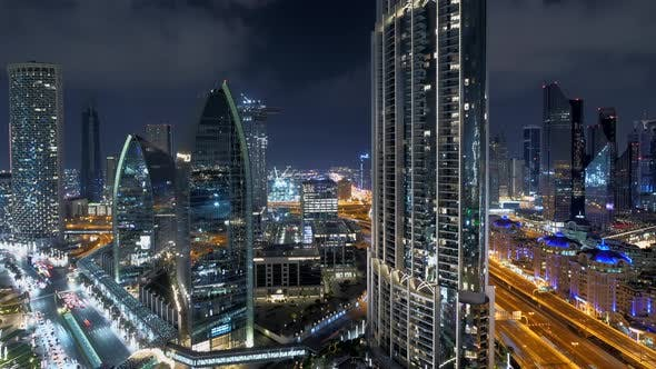 Cover Image for Corporate Real Estate High Rise Buildings in Business District