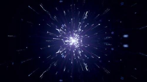 Flover Particles Vj Loop