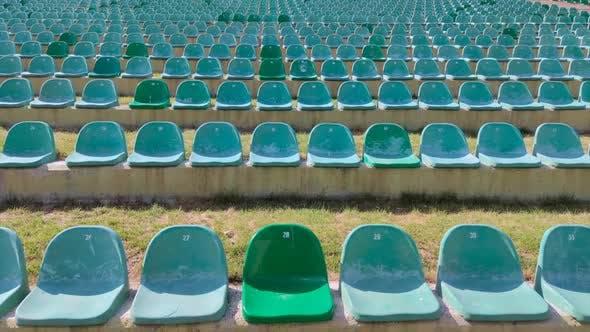 8K Stadium Seats