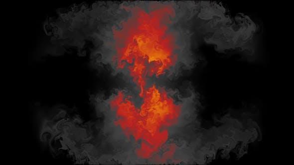 Thumbnail for Fire Turbulence 06