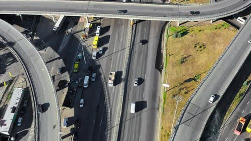 Trasport Car Traffic Highway Road Truck City Urban