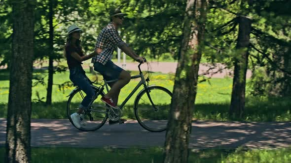 Thumbnail for Cycle First Date