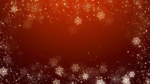 Thumbnail for Christmas Frame Background