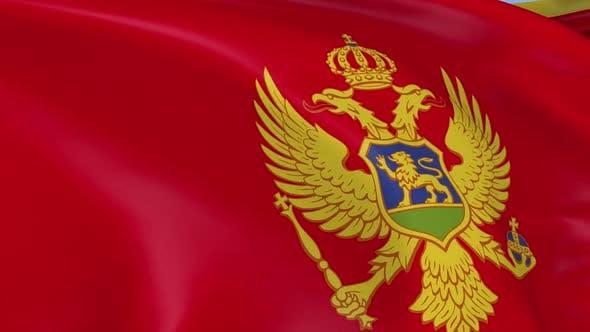 Thumbnail for Montenegro Flag