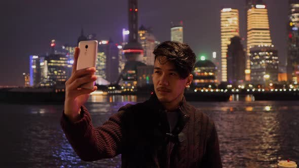 Thumbnail for Chinese man in Shanghai China.