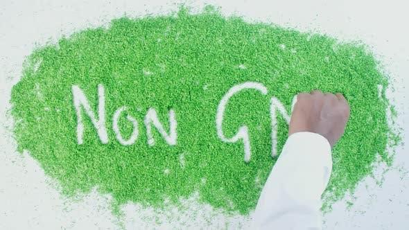 Thumbnail for Green Writing   Non Gmo