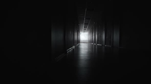 Thumbnail for Empty Dark Corridor
