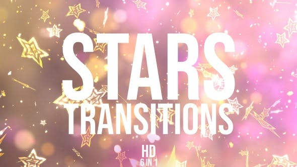 Thumbnail for Christmas Stars Transitions