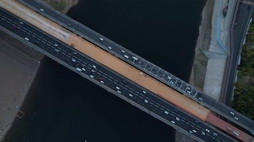 Road Girder Bridge