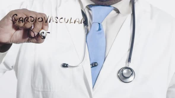 Asian Doctor Writes Cardiovascular Disease